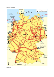 Germany - Gas Grid - IEA-page1