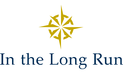 In the Long Run - small colour logo