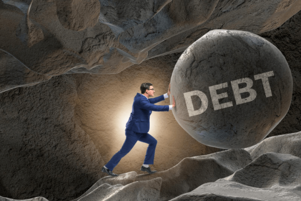 The Giant Debt-for-Equity Swap